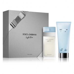Dolce & Gabbana Light Blue Fragrance Gift Set For Her