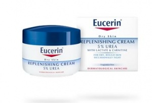 Eucerin Replenishing Cream 5% Urea plus Carnitine 50ml