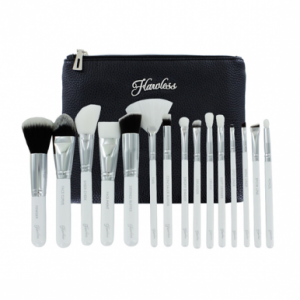 Flawless 15 Piece Professional Brush Set