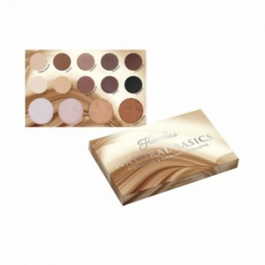 Flawless Natural Basics Eyeshadow & Highlighter Palette