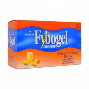 Fybogel Orange Sachets 10s