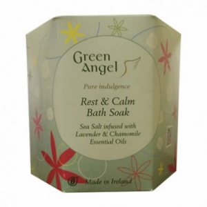 Green Angel Rest & Calm Bath Soak 495ml