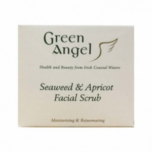 Green Angel Seaweed & Apricot Facial Scrub 50ml