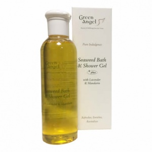 Green Angel Seaweed Bath & Shower Gel 200ml
