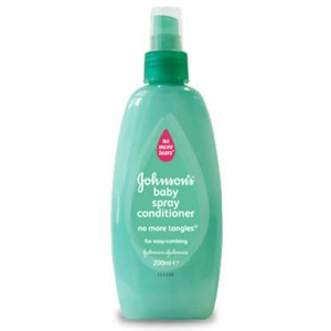 Johnson's Baby No More Tangles Spray Conditioner 200ml