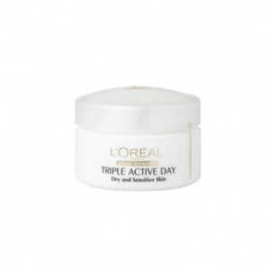 L'Oreal Triple Active Day Dry & Sensitive 50ml
