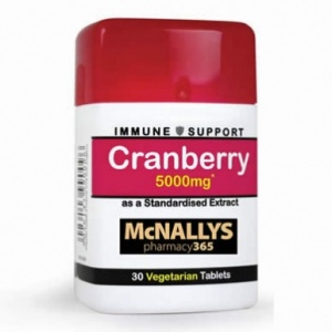 McNallys Cranberry 5000mg (30s)