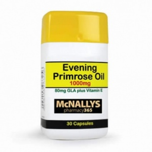 McNallys Evening Primrose Oil 1000mg (30s)