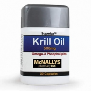 McNallys Krill Oil 500mg (30s)