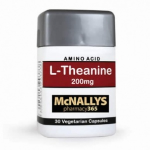 McNallys L-Theanine 200mg (30s)