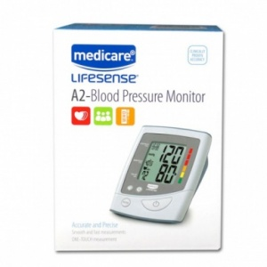 Medicare Lifesense A2 Upper Arm Blood Pressure Monitor