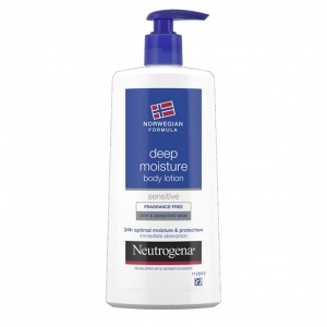 Neutrogena Norwegian Formula Deep Moisture Body Lotion 250ml