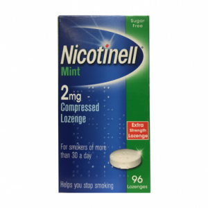 Nicotinell Mint 2mg Lozenges 96's