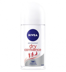 Nivea Dry Confidence Anti-Perspirant Roll On 50ml