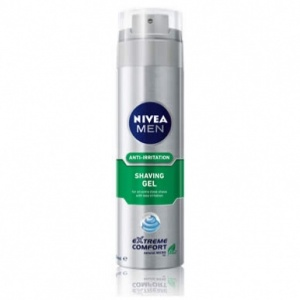Nivea Extreme Comfort Shaving Gel 200ml
