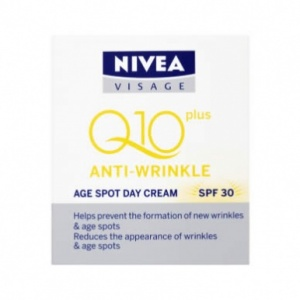 Nivea Q10 plus Anti-Wrinkle Age Spot Day Cream 50ml