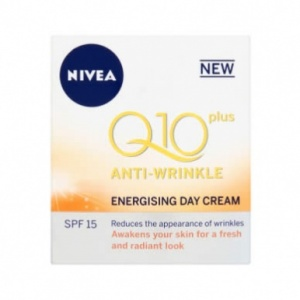 Nivea Q10 plus Anti-Wrinkle Energising Day Cream 50ml
