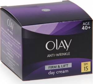 Olay Anti-Wrinkle Firm & Lift Day Cream 50ml