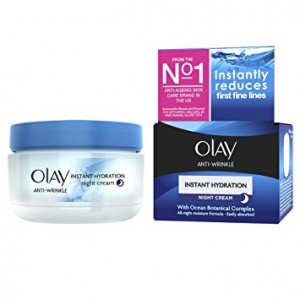 Olay Anti-Wrinkle Instant Hydration Night Cream 50ml