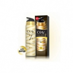 Olay Total Effects 7-in-1 Moisturiser & Serum Duo 40ml
