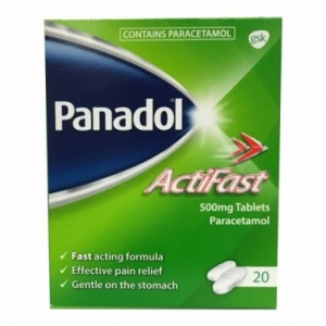 Panadol Actifast Tablets