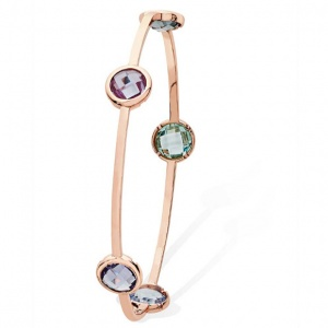 Tipperary Crystal Pastel Bangle
