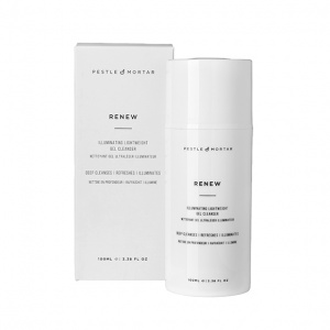 Pestle & Mortar Renew Illuminating Lightweight Gel Cleanser 100ml