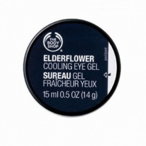 The Body Shop Elderflower Unperfumed Eye Gel 15ml