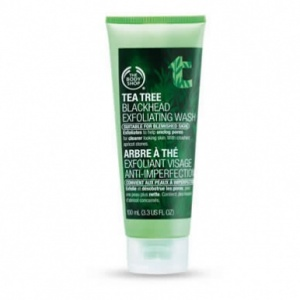 The Body Shop Tea Tree Blackhead Exfoliating Wash 100ml