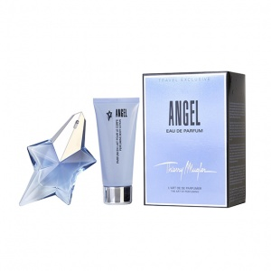 Thierry Mugler Angel Travel Exclusive Fragrance Gift Set For Her