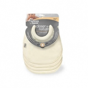Tommee Tippee Closer to Nature Milk Feeding Bibs