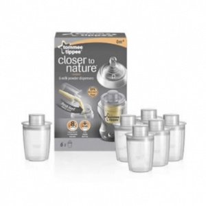 Tommee Tippee Closer to Nature Milk Powder Dispensers