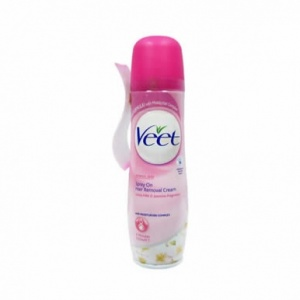Veet Spray On Hair Removal Cream Normal Skin 150ml