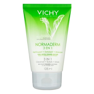 Vichy Normaderm 3in1 Cleanser 125ml