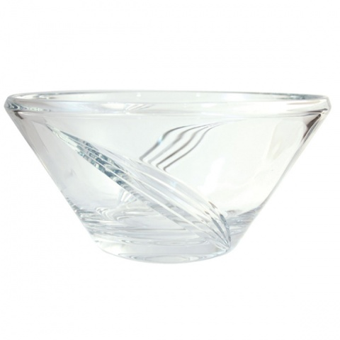 Tipperary Crystal Pearl Bowl 11''
