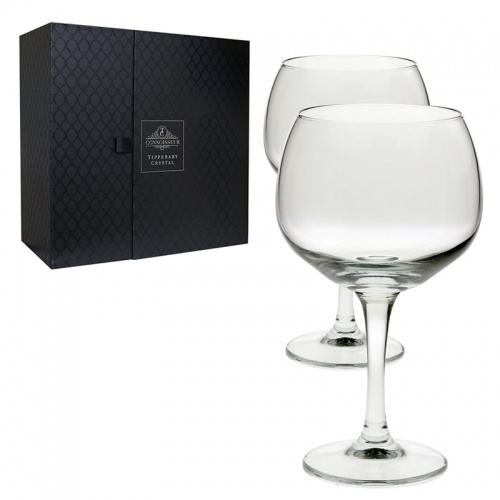 Tipperary Crystal Connoisseur Gin Glasses 500 ml Set of 2