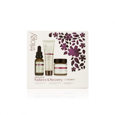 Trilogy Radiance & Recovery Gift Set
